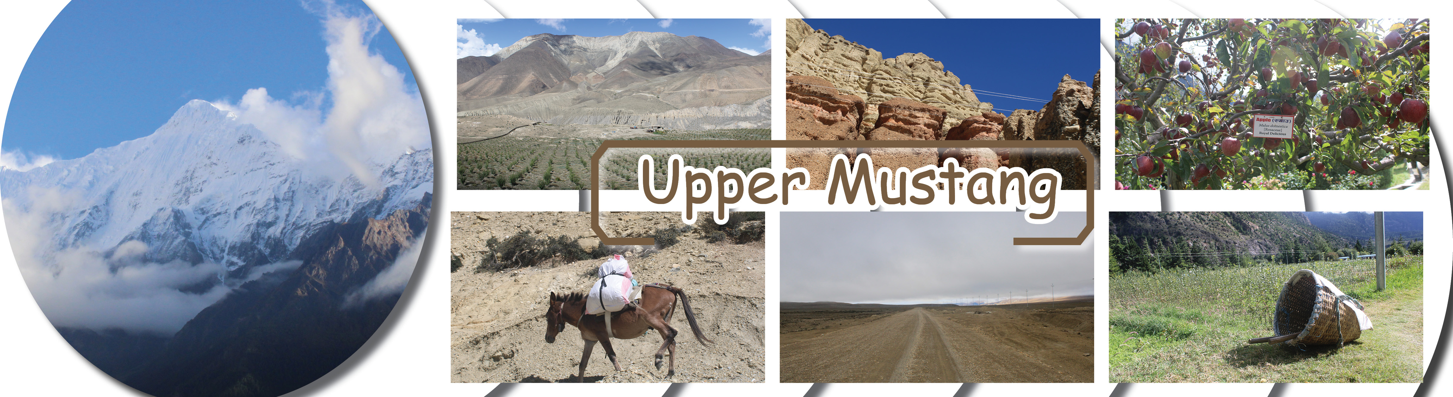 Upper Mustang (Heaven of Nepal)